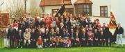Kolpingsfamilie Höchstädt beim 125-jährigen Jubiläum 1992